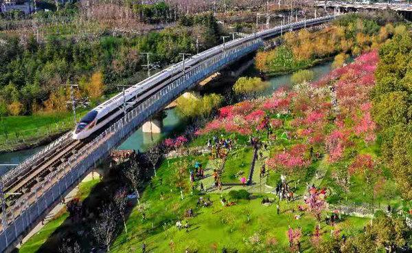 安徽增内的杭黄、合福、合武、宁安等高铁,常年旅游流、商务流等多流叠加。为满足旅客出行需求,...